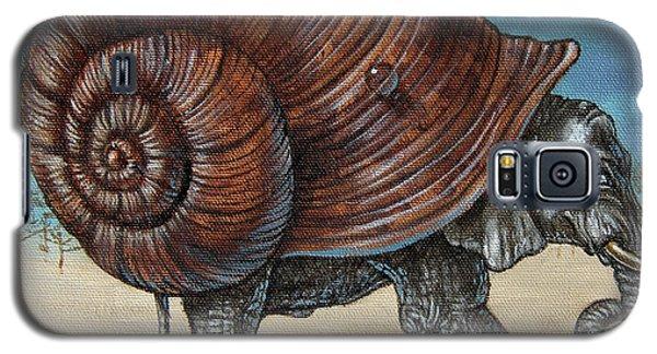 Snailephant Galaxy S5 Case