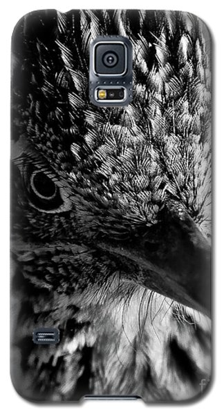 Snake Killer Black And White Galaxy S5 Case