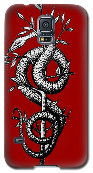 Snake Of Wisdom Galaxy S5 Case