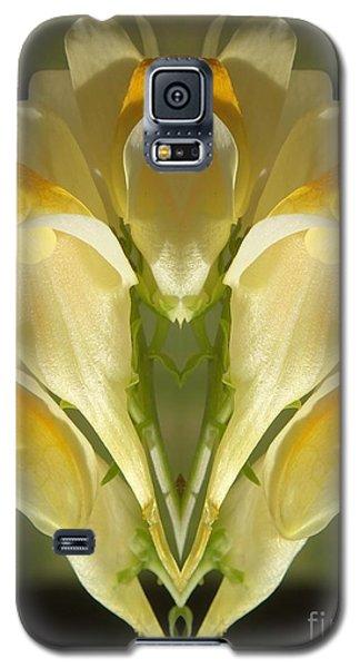 Snappy Bouquet Galaxy S5 Case
