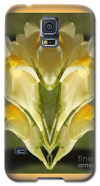 Snappy Bouquet Galaxy S5 Case
