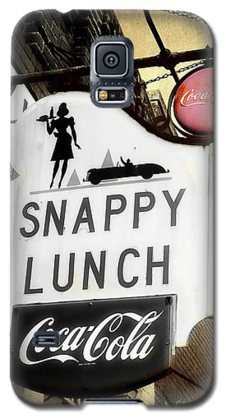 Snappy Lunch Galaxy S5 Case
