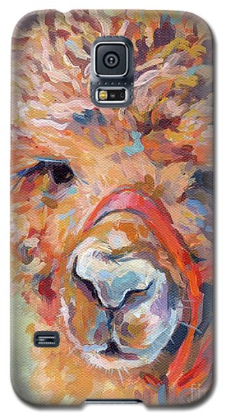 Snickers Galaxy S5 Case by Kimberly Santini