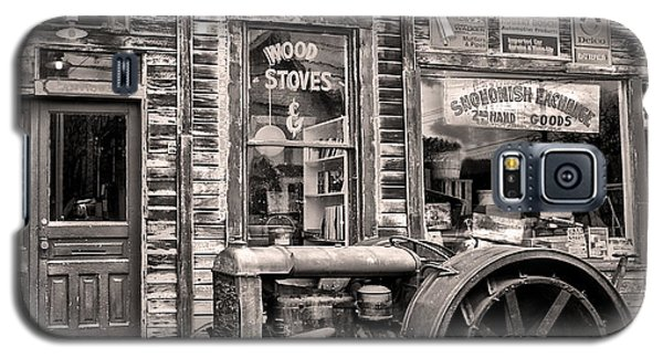 Snohomish Antiques Galaxy S5 Case
