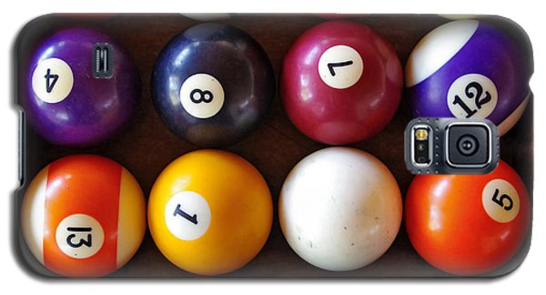 Snooker Balls Galaxy S5 Case