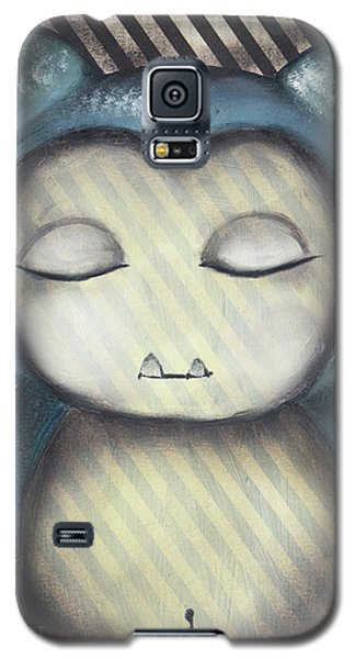 Snorlax Galaxy S5 Case by Abril Andrade Griffith
