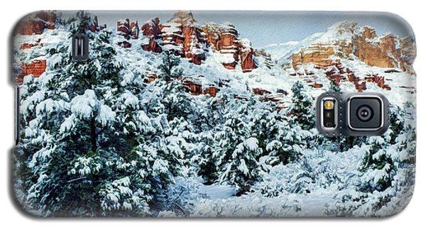 Snow 09-007 Galaxy S5 Case by Scott McAllister
