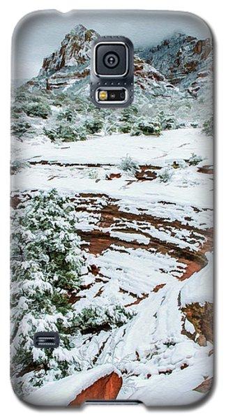 Snow 09-037 Galaxy S5 Case by Scott McAllister