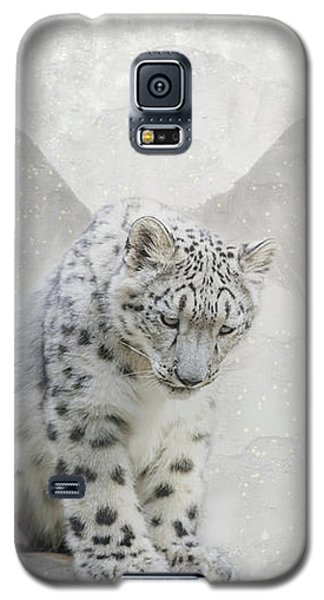 Snow Angel Galaxy S5 Case