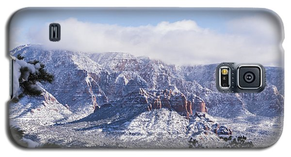 Snow Blanket Galaxy S5 Case