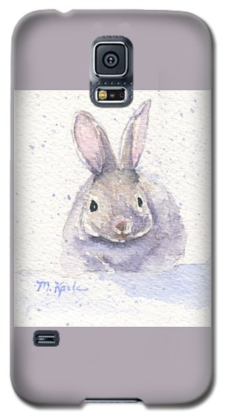 Snow Bunny Galaxy S5 Case