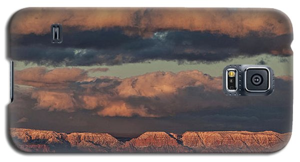 Snow Covered Red Rock Panorama Galaxy S5 Case