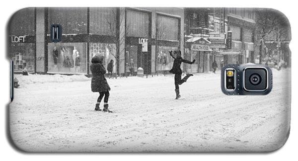 Snow Dance - Le - 10 X 16 Galaxy S5 Case