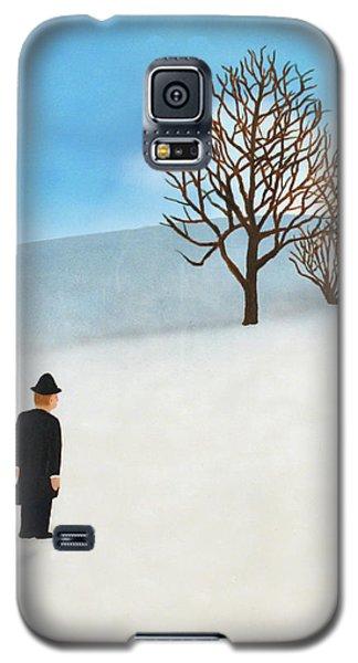 Snow Day Galaxy S5 Case