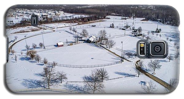 Snow Diamonds Galaxy S5 Case