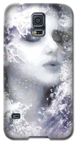 Snow Fairy  Galaxy S5 Case by Gun Legler