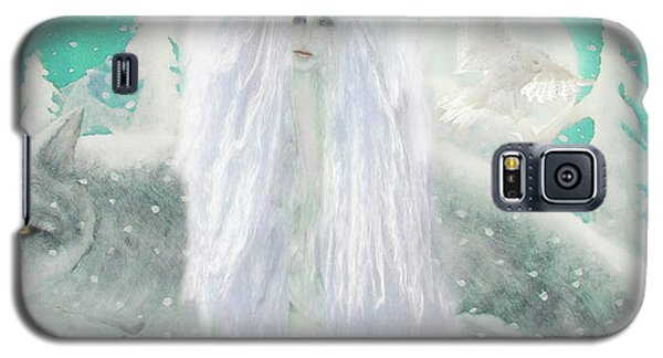 Snow Fairy Galaxy S5 Case