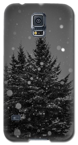 Snow Flakes Galaxy S5 Case by Annette Berglund