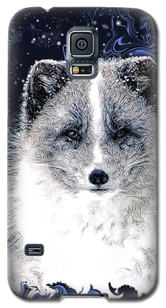Snow Fox Galaxy S5 Case