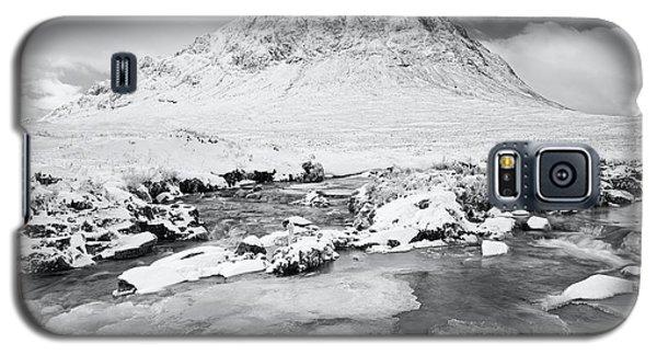 Snow In Glencoe Galaxy S5 Case