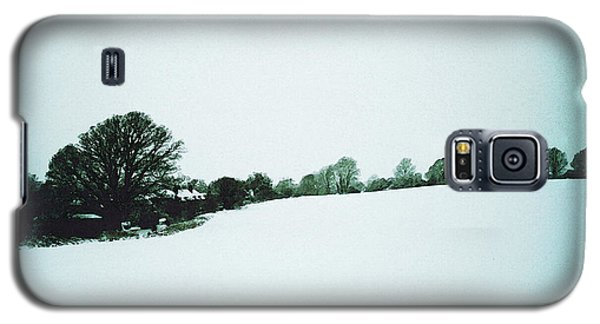 Snow In Sussex Galaxy S5 Case by Anne Kotan