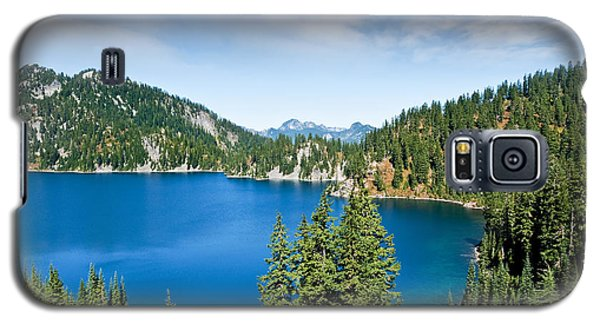 Snow Lake Galaxy S5 Case