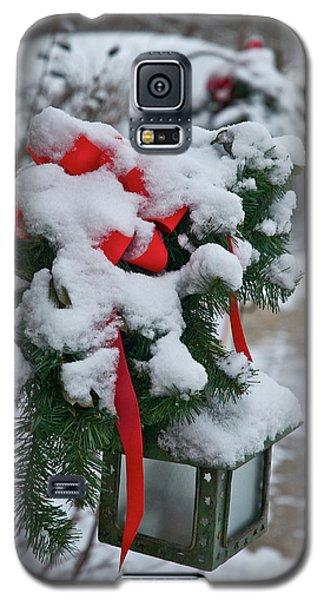 Snow Latern Galaxy S5 Case