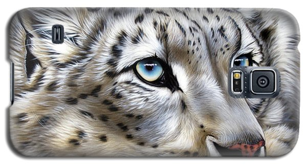 Snow-leopard's Dream Galaxy S5 Case