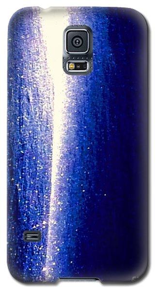 Snow Lightning Galaxy S5 Case
