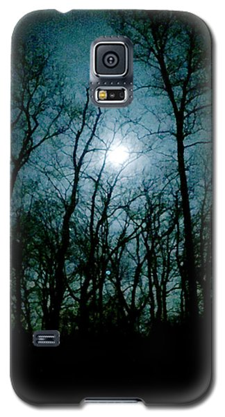 Snow Moon Galaxy S5 Case