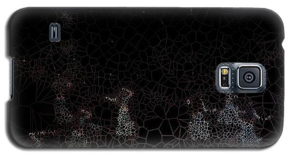 Snow Galaxy S5 Case