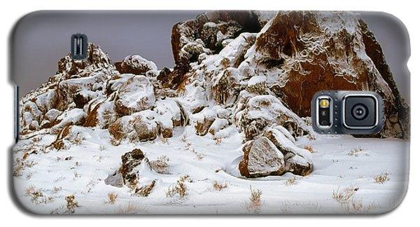 Snow Stones Galaxy S5 Case