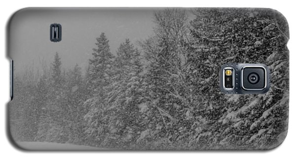Snow Storm Galaxy S5 Case