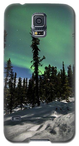 Snow Trails  Galaxy S5 Case