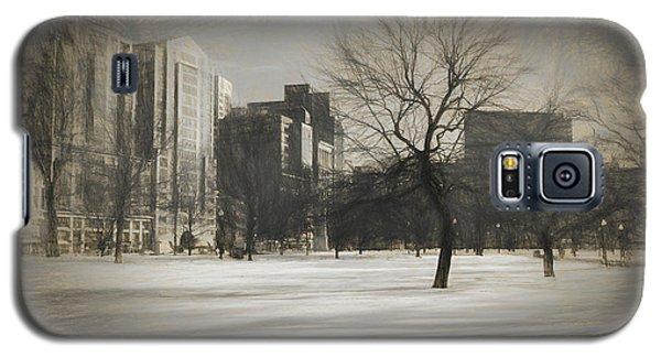 Snow Tree Galaxy S5 Case