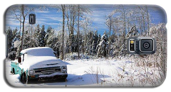 Snow Truck Galaxy S5 Case