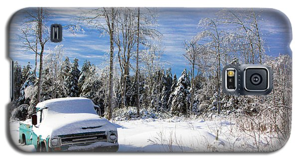 Snow Truck Galaxy S5 Case