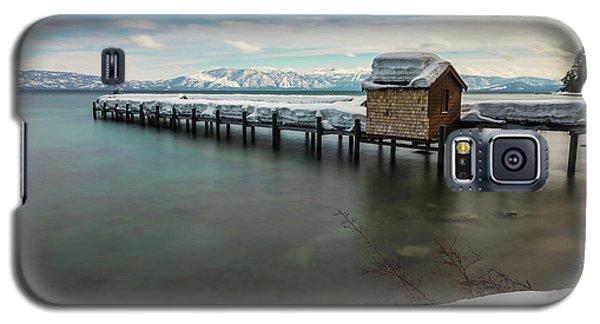 Snow White Pier Galaxy S5 Case