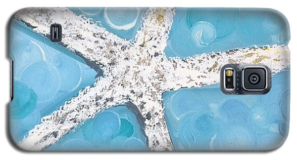 Snow White Starfish Galaxy S5 Case