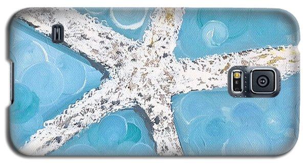 Snow White Starfish Galaxy S5 Case