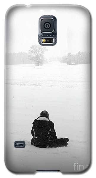 Galaxy S5 Case featuring the photograph Snow Wonder by Brian Jones
