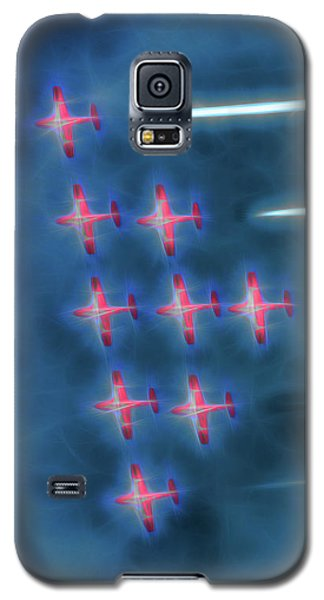 Snowbird Formation 1 Galaxy S5 Case