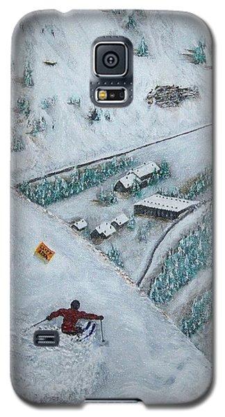 Snowbird Steeps Galaxy S5 Case