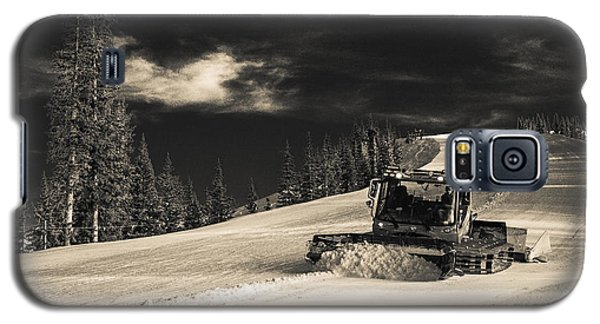 Snowcat Galaxy S5 Case