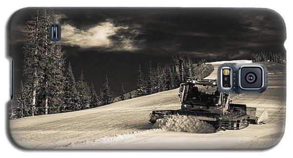 Snowcat Galaxy S5 Case