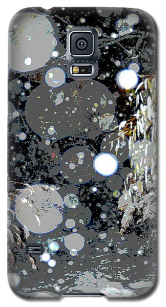 Snowfall Deconstructed Galaxy S5 Case