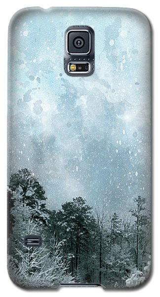 Snowfall Galaxy S5 Case