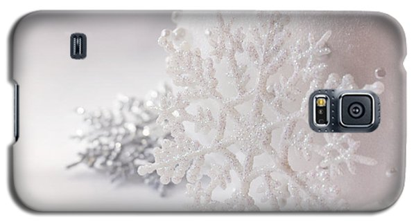 Snowflake Galaxy S5 Case by Cindy Garber Iverson