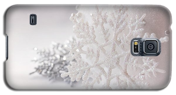 Snowflake Galaxy S5 Case
