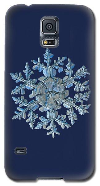 Snowflake Photo - Gardener's Dream Galaxy S5 Case